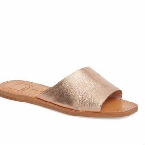 Dolce Vita Cato Asymmetrical Slide Sandal